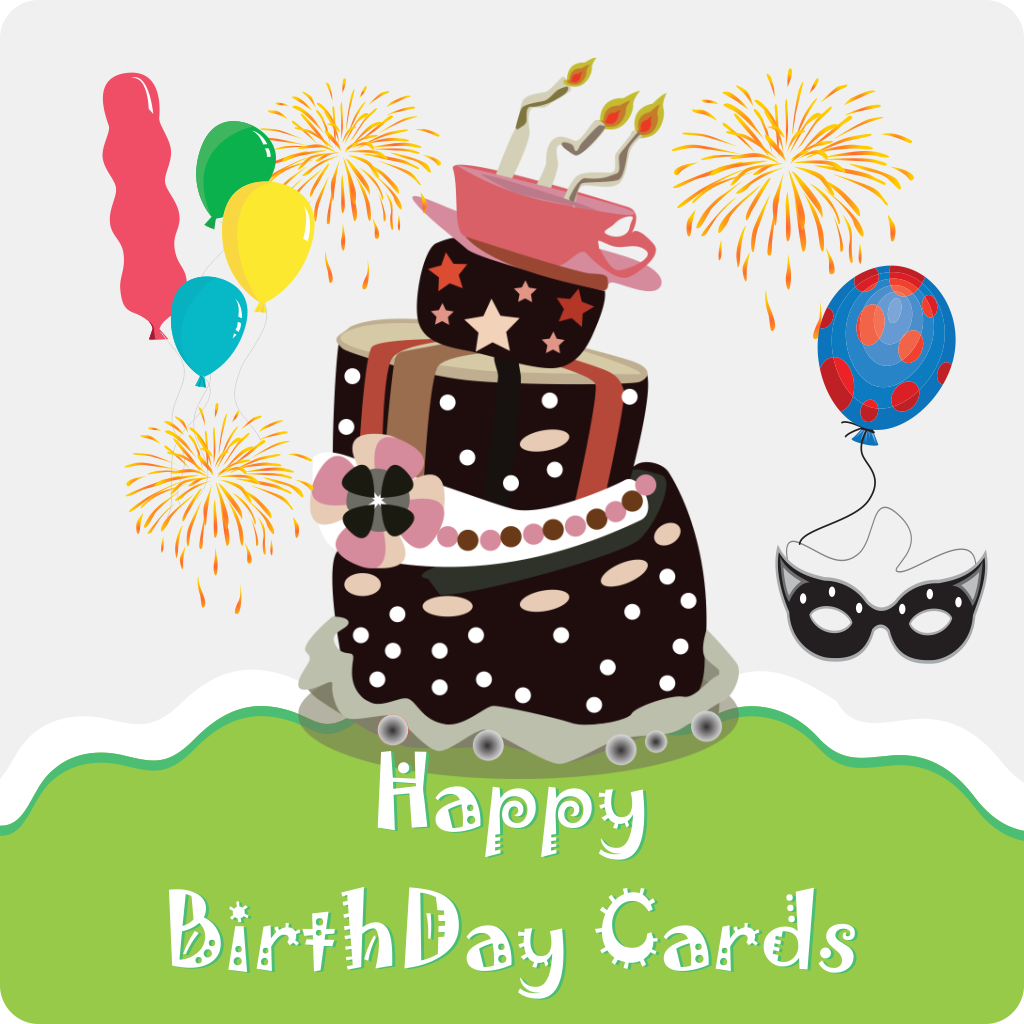 Birthday eCard & Greeting Free